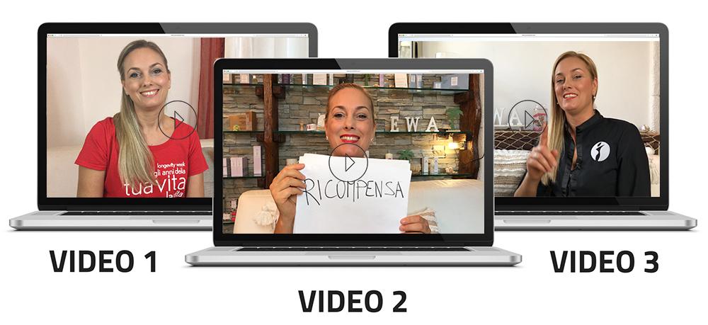 3 video per dimagrire segreti
