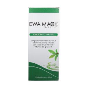 integratore alimentare carciofo composto ewa mack