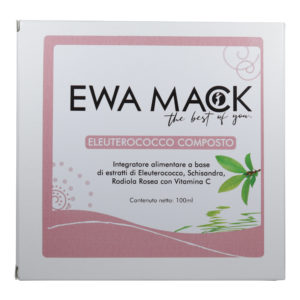 integrato alimentare naturale eleuterococco composto ewa mack