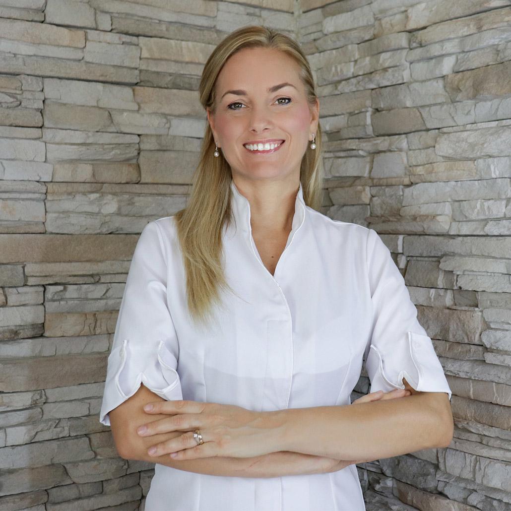 foto della dottoressa ewa mackowiak naturopata beauty specialist centro benessere lamezia catanzaro calabria