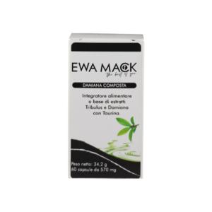 integratore naturale alimentare ewa mack damiana composta