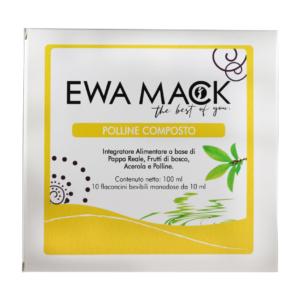 integratore polline composto ewa mack difese immunitarie