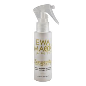 foto acqua termale benessere viso tonico rigenerato rinfrescato ewa mack