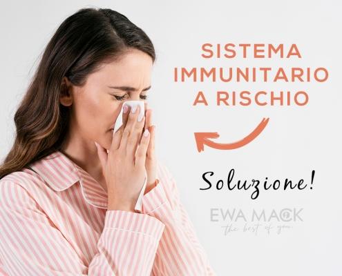 foto sistema immunitario rischio di malattia e soluzione ewa mack